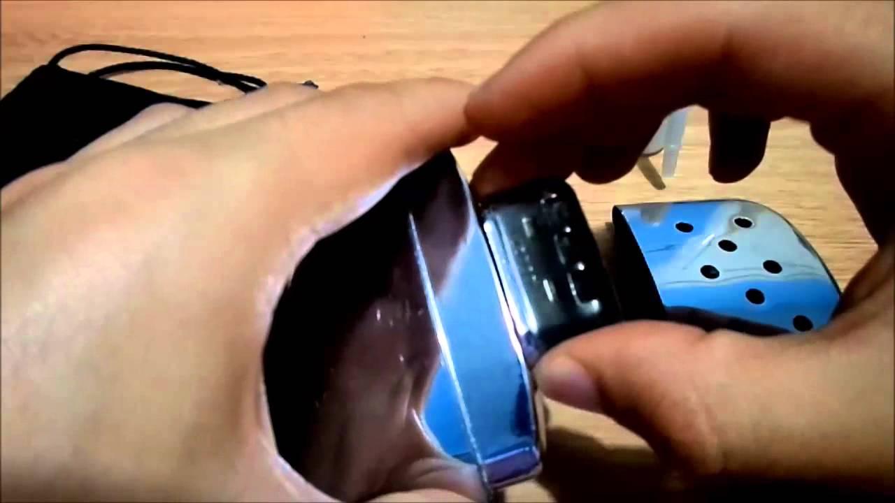 Mujeres y ni/ños en Invierno fr/ío Hombres GI/Ø Calentadores de Manos Recargables 10000 mAh Calentador de Manos el/éctrico port/átil bater/ía Recargable por USB Masaje y luz