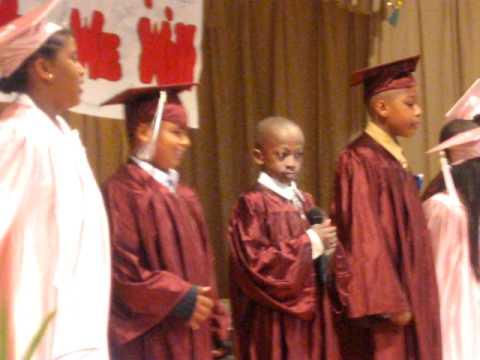 Nas- 'I Know I Can' Mark's Graduation performance