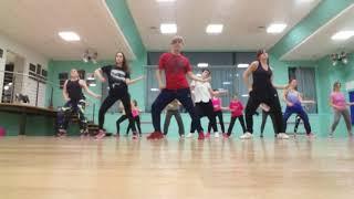 dj kass - scooby doo pa pa easy fitness choreography