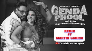 Genda Phool - ft. Animal Trance | Remix | Badshah | Jacqueline Fernandez | Payal Dev | Martin Garrix