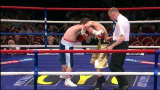 Knockout Martin Ward vs Mickey Coveney