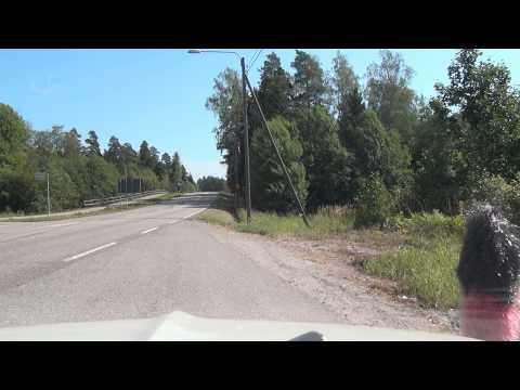 Hansaterminal Karhusaari Björnsö Kuntokallio Östersundom gard Landbo Finland 10.8.2014