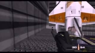 GoldenEye 007 00 Agent Playthrough (Actual N64 Capture) - Aztec