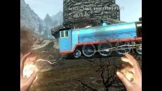 Repeat youtube video Gordon Attacks Skyrim!