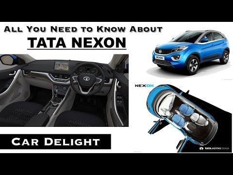 Tata Nexon All details inside