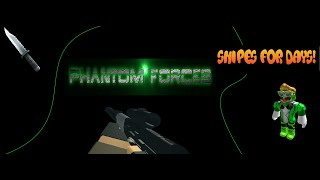 Roblox-Phantom Forces-EP 2: Snipes for days!
