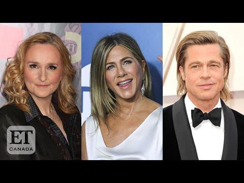 Melissa Etheridge On Brad Pitt And Jennifer Aniston's Relationship And Friendship