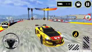 Extreme City GT Racing Car Stunts: Levels 1 to 4 - Android Gameplay - Sport Cars Crazy Stunts