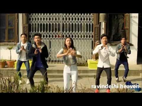 Aaj dil shayarana lagta hai / Mix dance