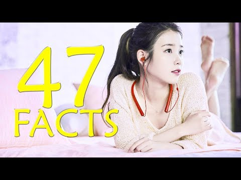 47 Things You Probably Never Knew About IU