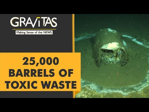 Gravitas: 25,000 barrels of DDT discovered in Pacific