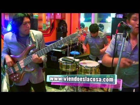VIDEO: RAZÓN OCULTA JV - Extrañándote (Megapuesta) - En Vivo - WWW.VIENDOESLACOSA.COM - Cumbia 2014