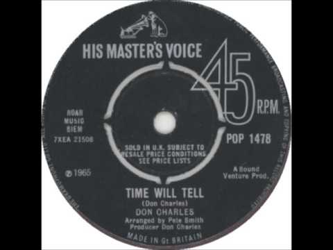 Don Charles - Time Will Tell