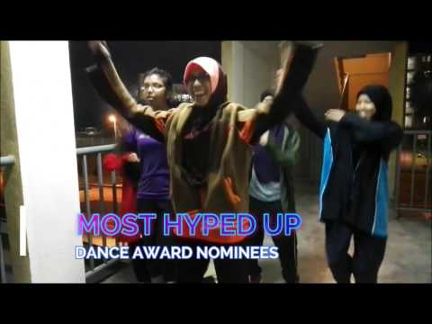 MEDIC NIGHT UPM 2017 : THE MOST HYPED UP DANCE AWARD NOMINEES