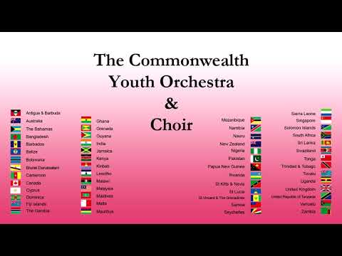 The Commonwealth Youth Orchestra & Choir 15 Cassation   Tango