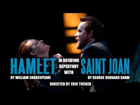Bedlam: Hamlet & Saint Joan Trailer - McCarter Theatre
