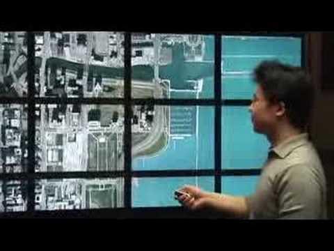 SAGE : Scalable Adaptive Graphics Environment