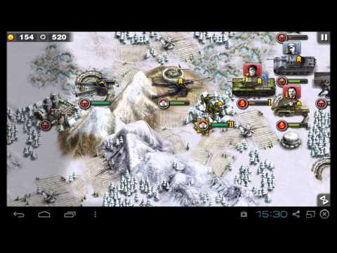 Glory of Generals - Defend Moscow Walktrough