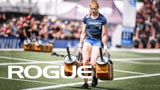 Slater Farmer Carry  — The 2017 CrossFit Games / 8k