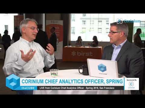 Kevin Bates, Fannie Mae   Chief Analytics Officer, Spring 2018