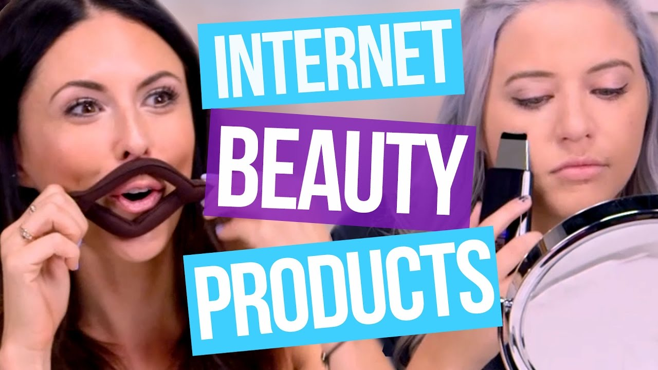 5 Weird Internet Beauty Products (Beauty Break)