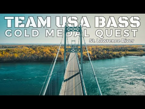 St. Lawrence River Gold Quest - Pam-AM 2020 - 4K