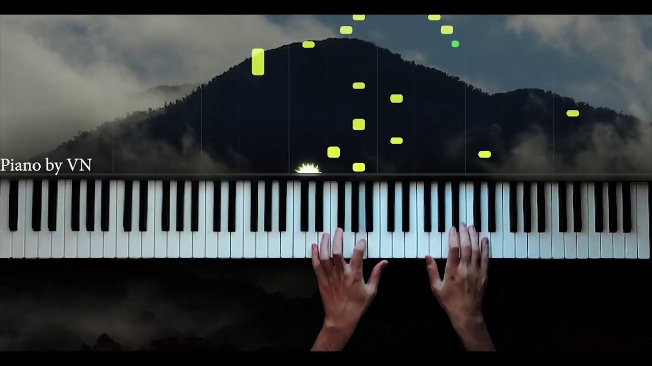 Super Kafkas Müziği - Georgia - Piano by VN