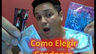 Kyke Foglia  /  Como Elegir Condones