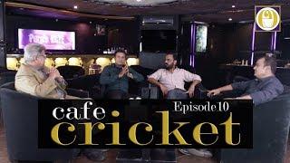 Cafe Cricket with Tanveer Ahmed n Majid Bhatti Episode 10 #PakvNz #IndvWi