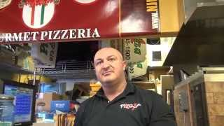 PCB Social Media Arts - Pizza 1 - Haskell, N.J. - Dante Talks Shop