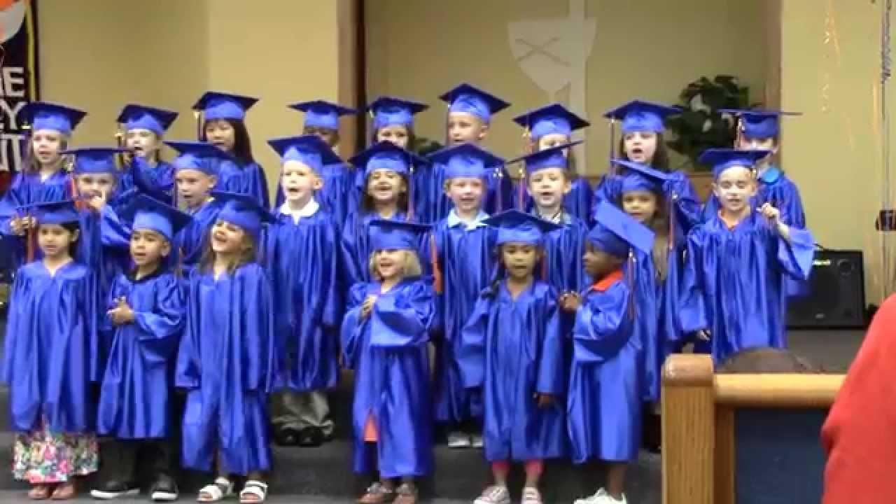 Pre K Graduation Song Youtube