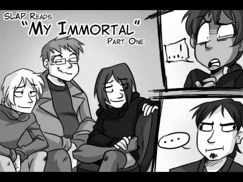 SLAP Reads My Immortal Part 1