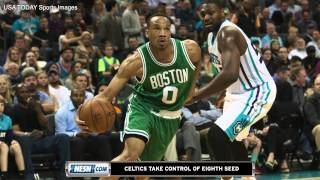 Boston Celtics Take Control Of Eighth Seed After Win Vs. Charlotte Hornets