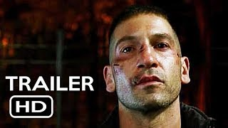 Marvels The Punisher Official Trailer 1 2017 Netflix TV Series HD