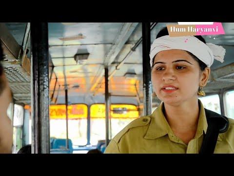 Haryana Roadways comedy ft. pooja khatkar |Hum Haryanvi Comedy 2019
