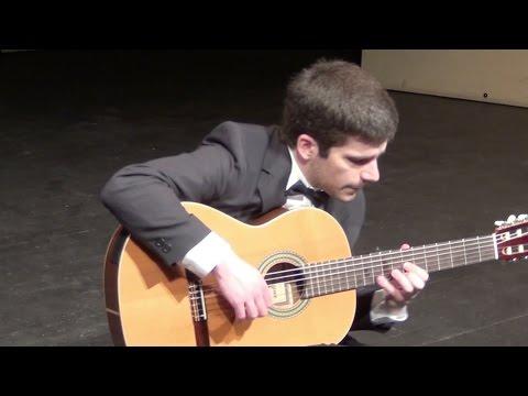 Pachelbel's Canon ClassicalPop Guitar Guitarist Ripped  Vince Carrola