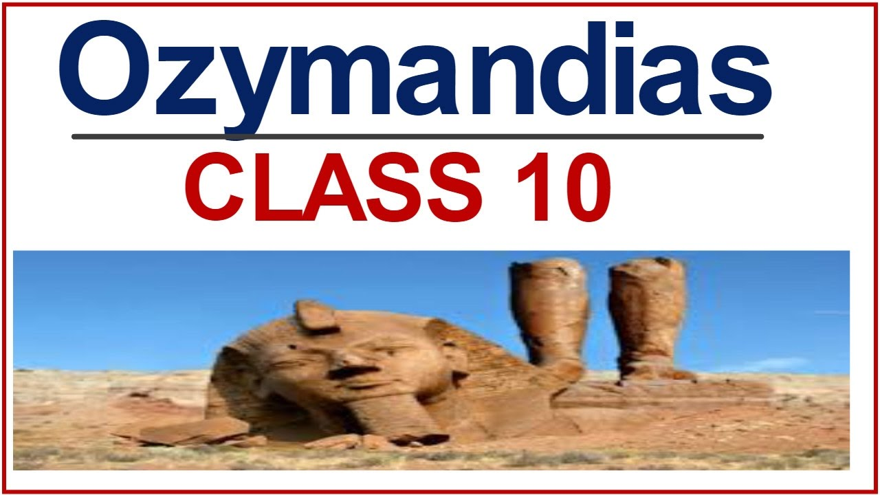Ozymandias Summary Pdf