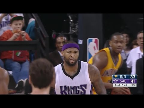 Quarter 2 One Box Video :Kings Vs. Pacers, 1/23/2016 12:00:00 AM