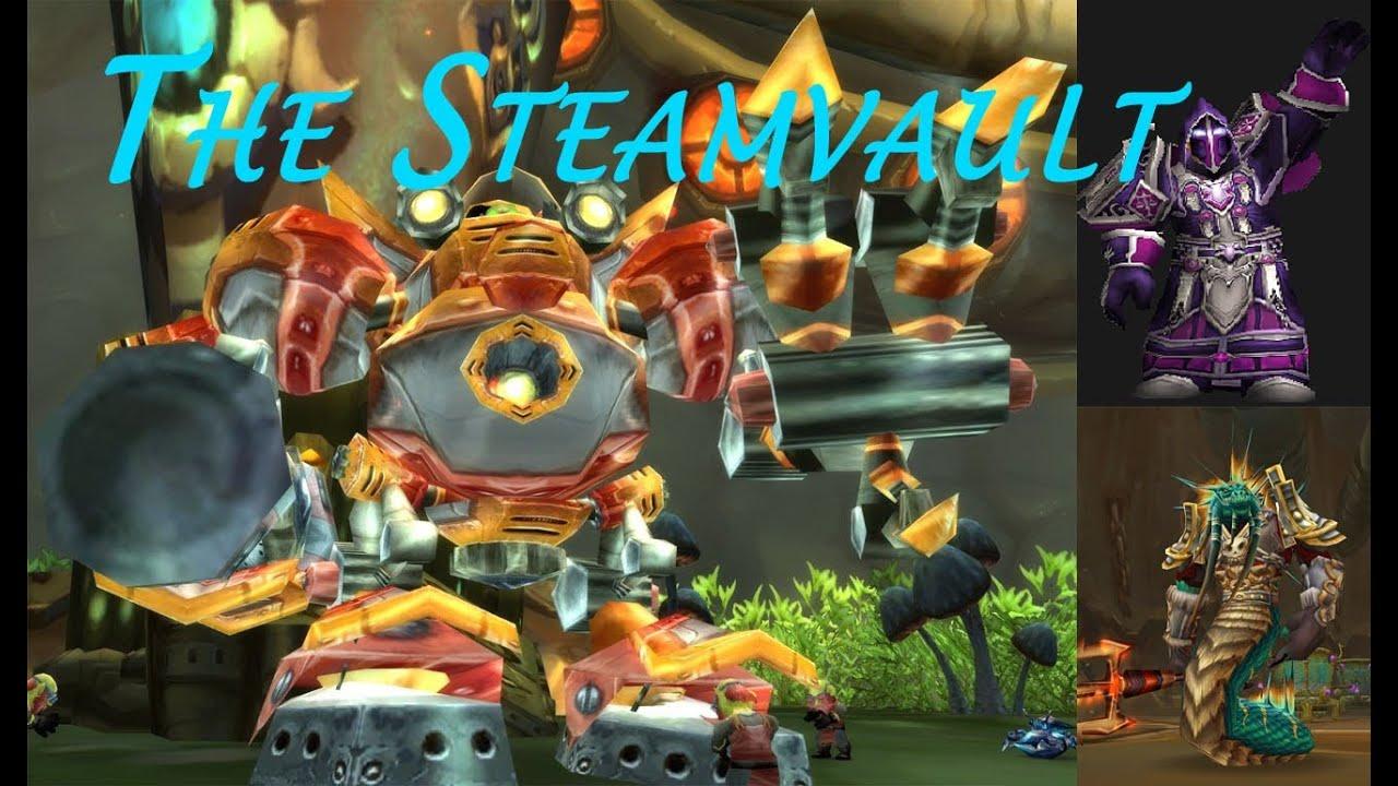 Steamvault