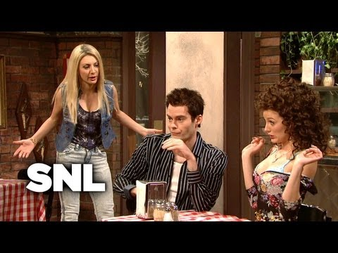 Gossip Girl: Staten Island - Saturday Night Live