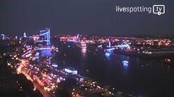 """Livespotting.tv - AIDAmar cruist durch den Hamburger """"Blue Port"""" Hafen bei den Cruise Days 2012"""