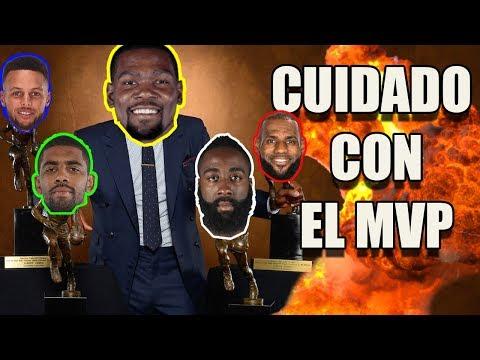 MUCHO CUIDADO CON EL MVP DE LA NBA y Review Crazy Explosive
