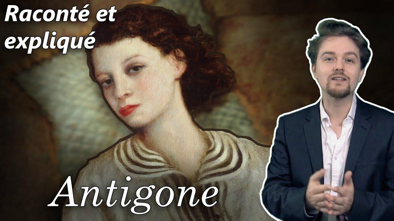 Download ANOUILH 📜 Antigone (Résumé-analyse avec le Prologue et le contexte)