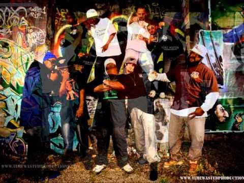 Cops & Robbers - QP_QUARTZ, SWEATS aka SCRIPTS, JUWELZ (Time Wasted Productions 2006)