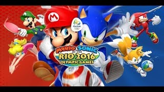 Mario & Sonic at the Rio 2016 Olympic Games 3DS Version Trailer