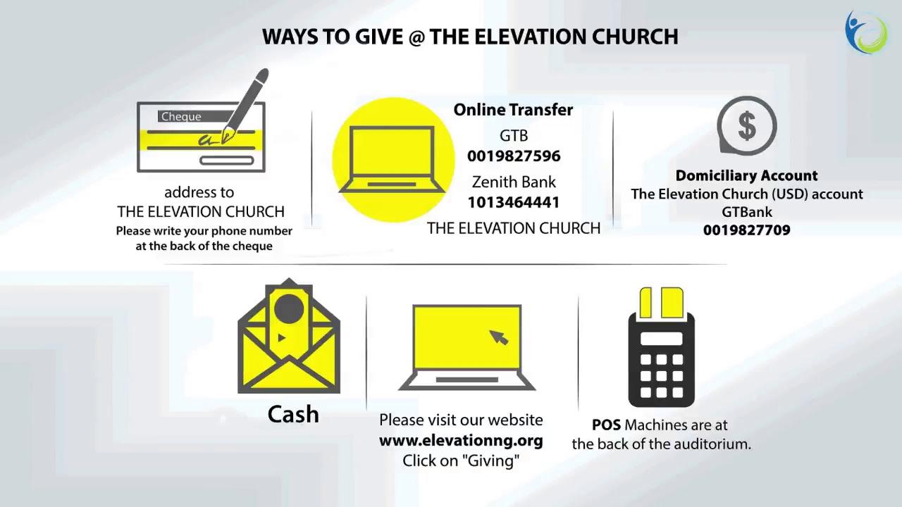 Watch – Elevation Point Church