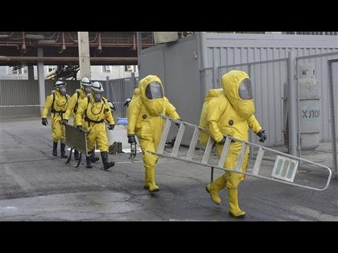 Evoking Cold War, Russia Holds Nuclear Emergency Drills