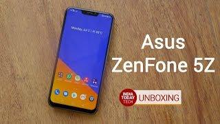 Asus Zenfone 5Z unboxing