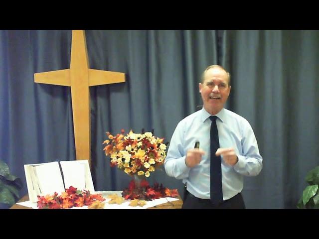 Sunday Service Nov 22 2020