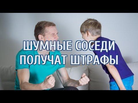 🔴 В России хотят ужесточить наказание для шумных соседей
